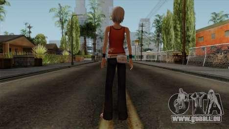 Ashley Robbins - The Another Code R für GTA San Andreas dritten Screenshot