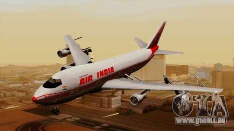 Boeing 747-237B Air India Flight 182 für GTA San Andreas