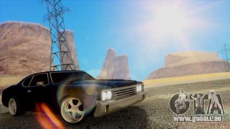 Fantastic ENB für GTA San Andreas siebten Screenshot