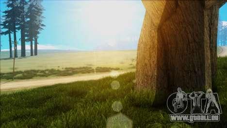 Fantastic ENB für GTA San Andreas fünften Screenshot