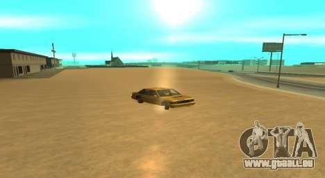 PS2 Graphics for Weak PC pour GTA San Andreas troisième écran