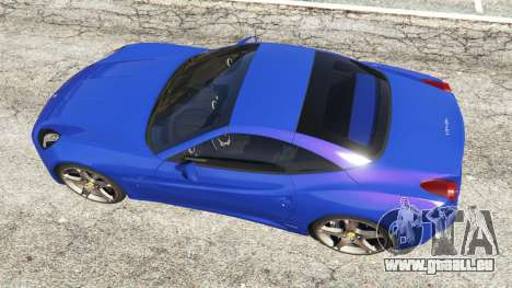 Ferrari California (F149) 2012 [Beta] pour GTA 5