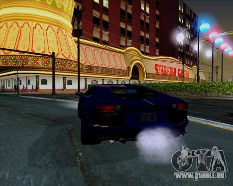 Vitesse ENB V1.1 Low PC für GTA San Andreas sechsten Screenshot