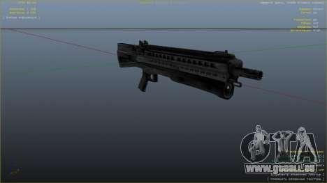 GTA 5 UTAS из Battlefield 4 Siebter Screenshot