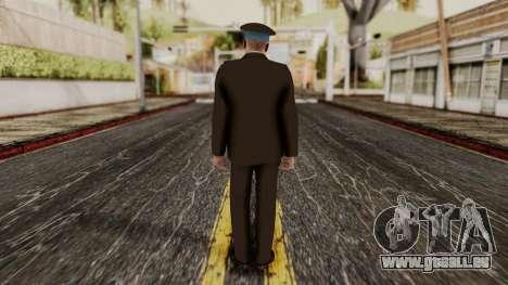 Senior warrant officer der air force für GTA San Andreas dritten Screenshot