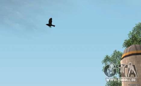 Raben für GTA San Andreas zweiten Screenshot