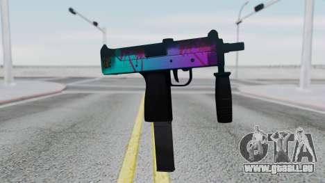 MAC-10 Hotline Miami pour GTA San Andreas