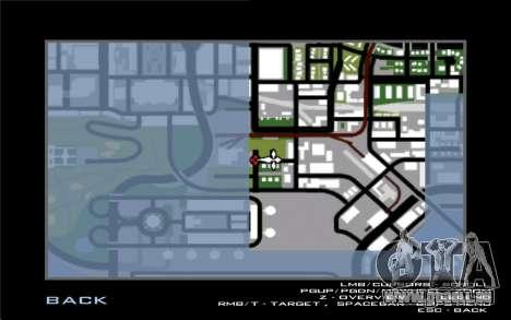 La réparation des routes v2.0 pour GTA San Andreas neuvième écran