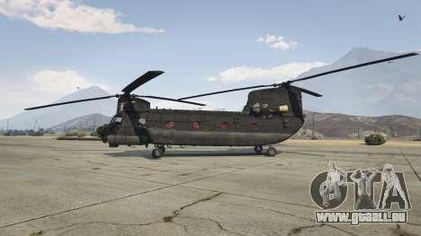 GTA 5 MH-47G Chinook zweite Screenshot