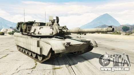 M1A2 Abrams v1.1 pour GTA 5