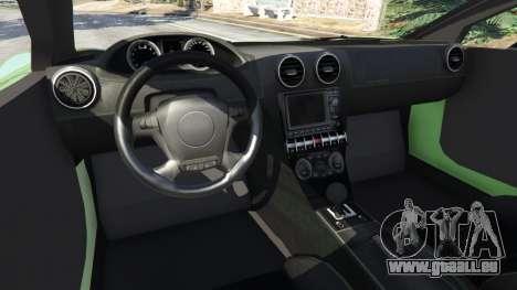 GTA 5 Arrinera Hussarya v2.0 hinten rechts