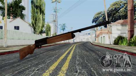 Browning Auto-5 from Battlefield 1942 pour GTA San Andreas