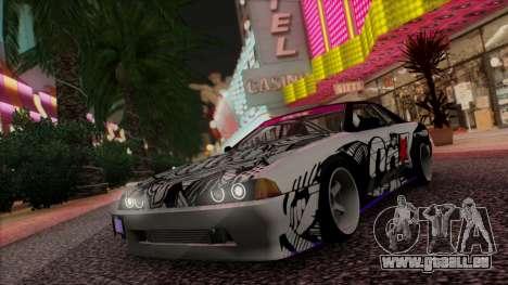 Fantastic ENB für GTA San Andreas zehnten Screenshot
