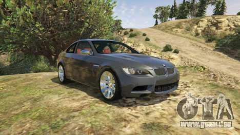 BMW M3 E92 Performance Kit [Beta] 0.1 pour GTA 5