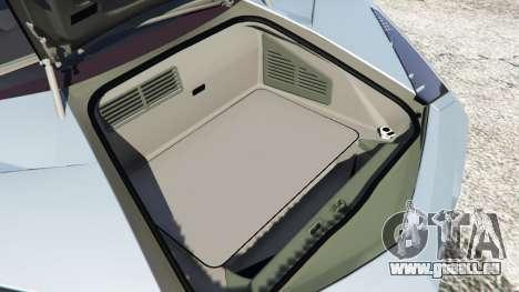 Lamborghini Reventon Roadster [Beta] pour GTA 5