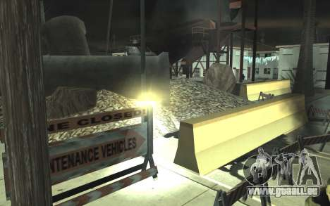 La réparation des routes v2.0 pour GTA San Andreas huitième écran