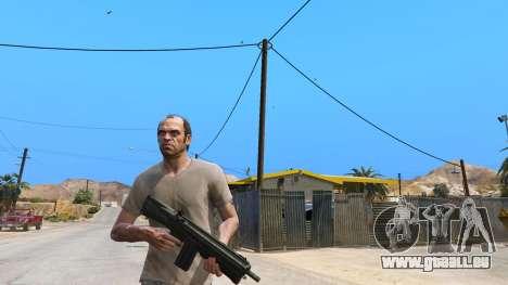 GTA 5 UTAS из Battlefield 4 zweite Screenshot
