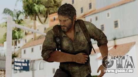 Joel - The Last Of Us für GTA San Andreas