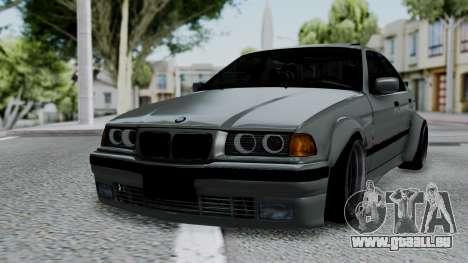 BMW M3 E36 Widebody v1.0 für GTA San Andreas