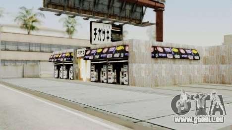LS Chigasaki Store v3 für GTA San Andreas