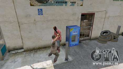 GTA 5 Tomahawk de Dead Rising 2 quatrième capture d'écran