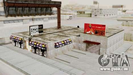 LS Chigasaki Store v3 pour GTA San Andreas deuxième écran