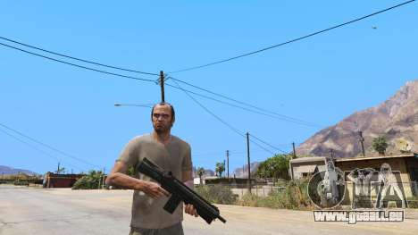 GTA 5 UTAS из Battlefield 4
