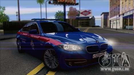 BMW 520 Comité d'Enquête pour GTA San Andreas