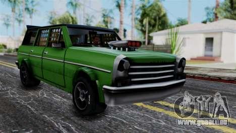 Drag-Perennial für GTA San Andreas