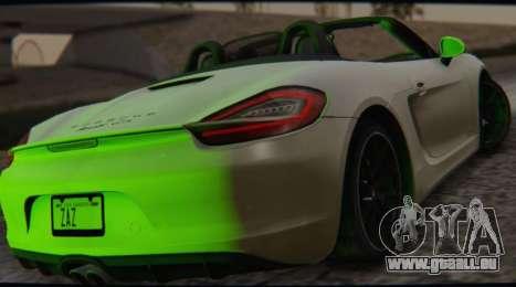 ENB Project Natural Graphics für GTA San Andreas zweiten Screenshot