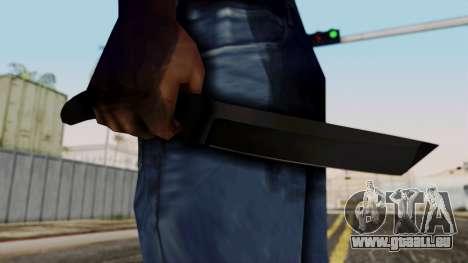 Neue Messer für GTA San Andreas