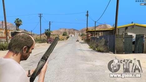 GTA 5 UTAS из Battlefield 4 vierten Screenshot