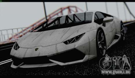 C3pot ENB für GTA San Andreas zweiten Screenshot