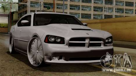 Dodge Charger 2006 DUB für GTA San Andreas