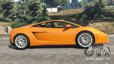 Lamborghini Gallardo LP560-4 pour GTA 5