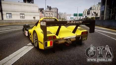 Radical SR8 RX 2011 [1] für GTA 4 hinten links Ansicht