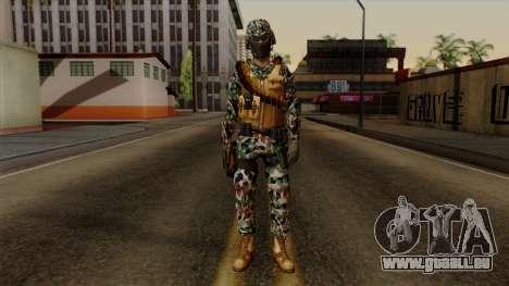 Marina v1 pour GTA San Andreas deuxième écran