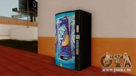Rani Juice Machine für GTA San Andreas