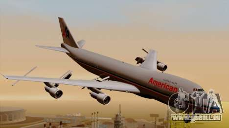 Boeing 747-100 American Airlines pour GTA San Andreas