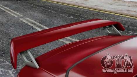 GTA 5 Benefactor Surano v2 IVF für GTA San Andreas rechten Ansicht