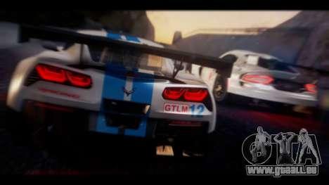 Project Reborn ENB Series pour GTA San Andreas troisième écran