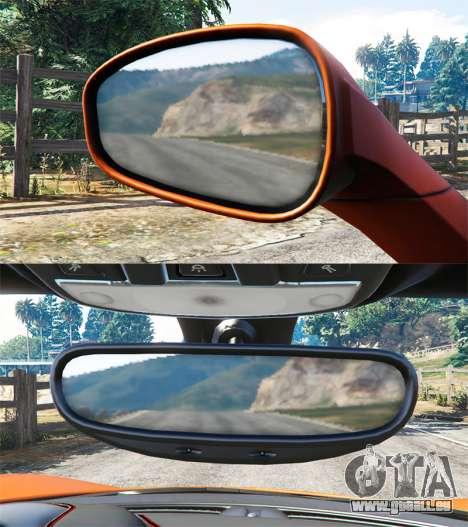 GTA 5 Ferrari 458 Italia 2009 vorne rechts Seitenansicht