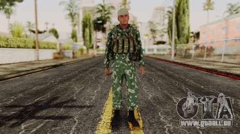 VDV scout pour GTA San Andreas deuxième écran
