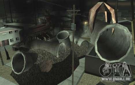 La réparation des routes v2.0 pour GTA San Andreas cinquième écran