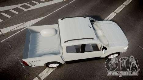 Chevrolet S10 LTZ 2014 v0.1 für GTA 4 rechte Ansicht