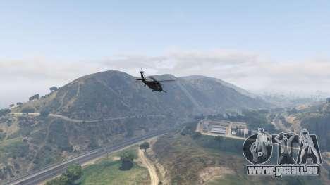 GTA 5 MH-60L Black Hawk huitième capture d'écran