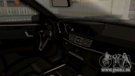 Brabus B900 pour GTA San Andreas vue de droite