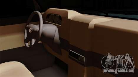 Toyota Kijang Grand Ext pour GTA San Andreas vue de droite