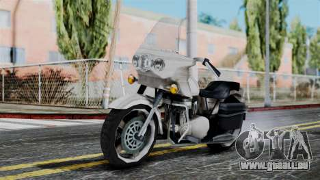 Bike Cop from Bully pour GTA San Andreas