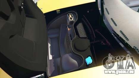 GTA 5 Ford GT 2005 v1.1 rechte Seitenansicht